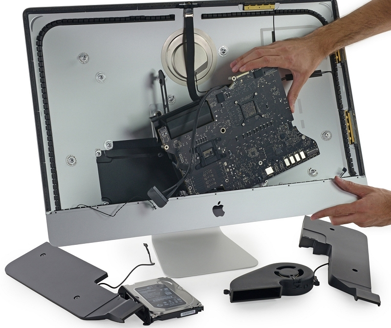 Mac Book Motherboard repair service